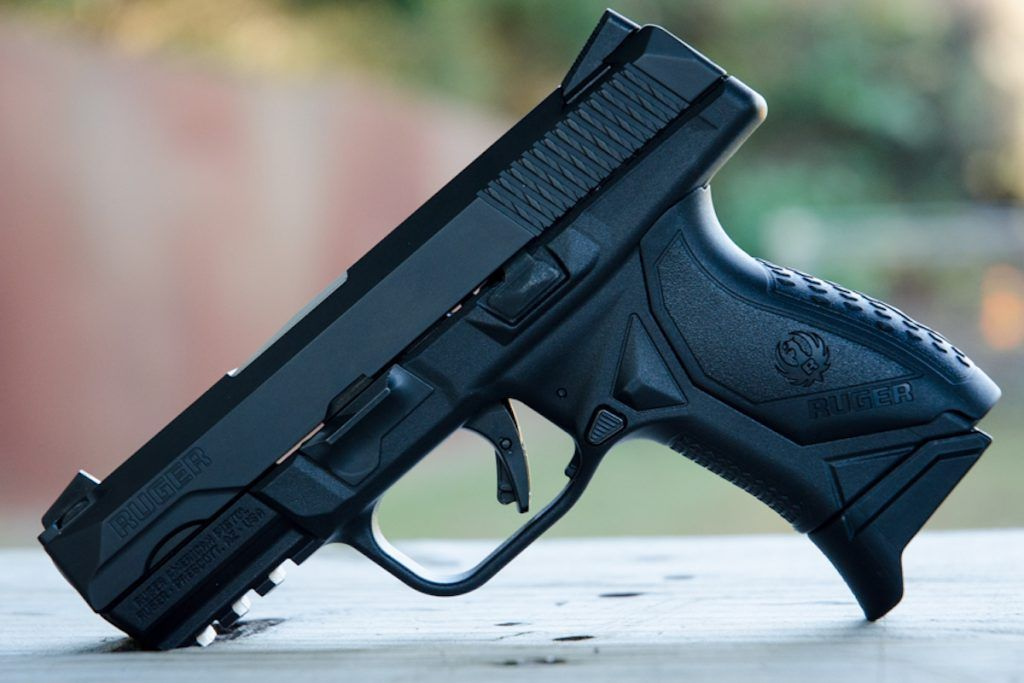 Ruger American Pistol: Compact & Ready for Carry — Full