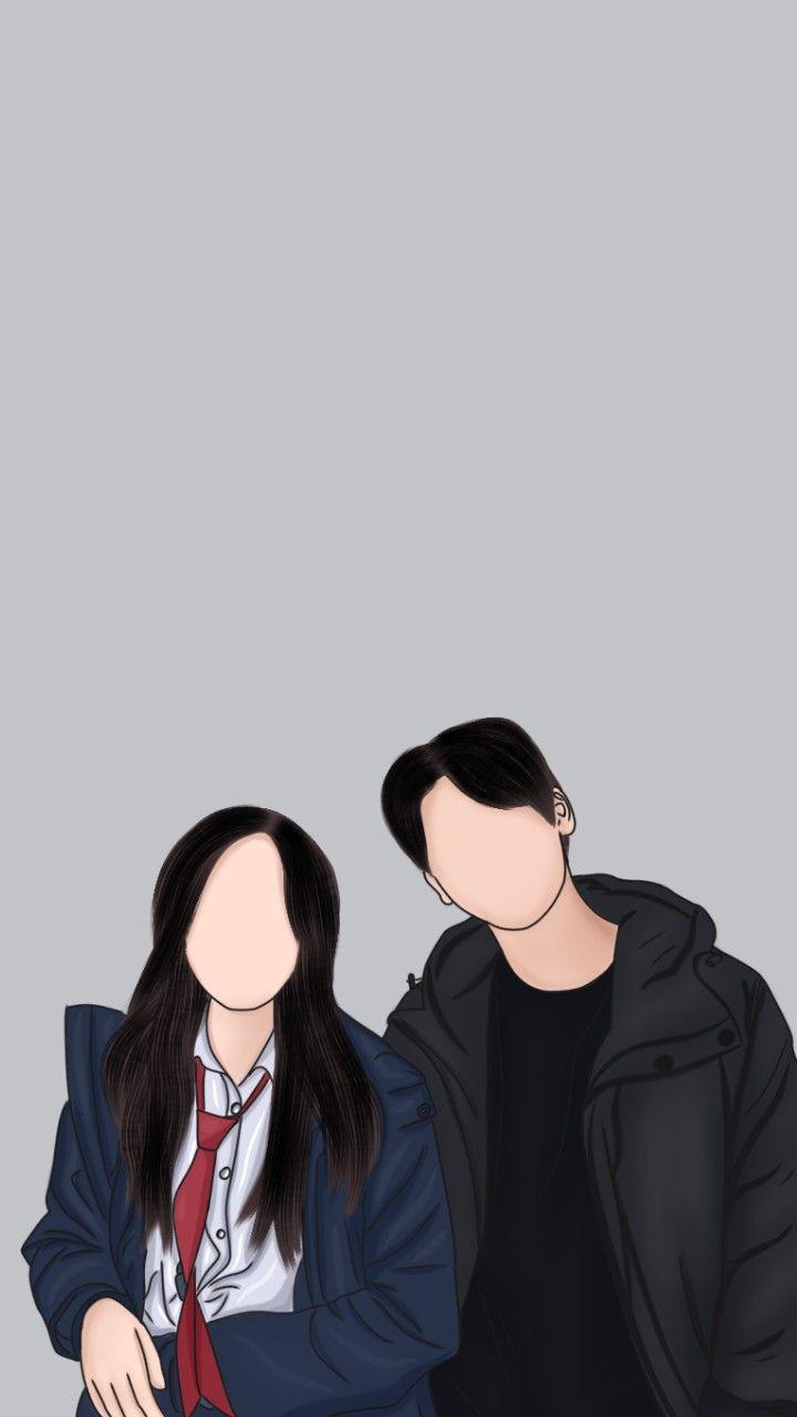Cover Wattpad Free Couple Di 2021 Ilustrasi Potret Ilustrasi Orang Gadis Animasi