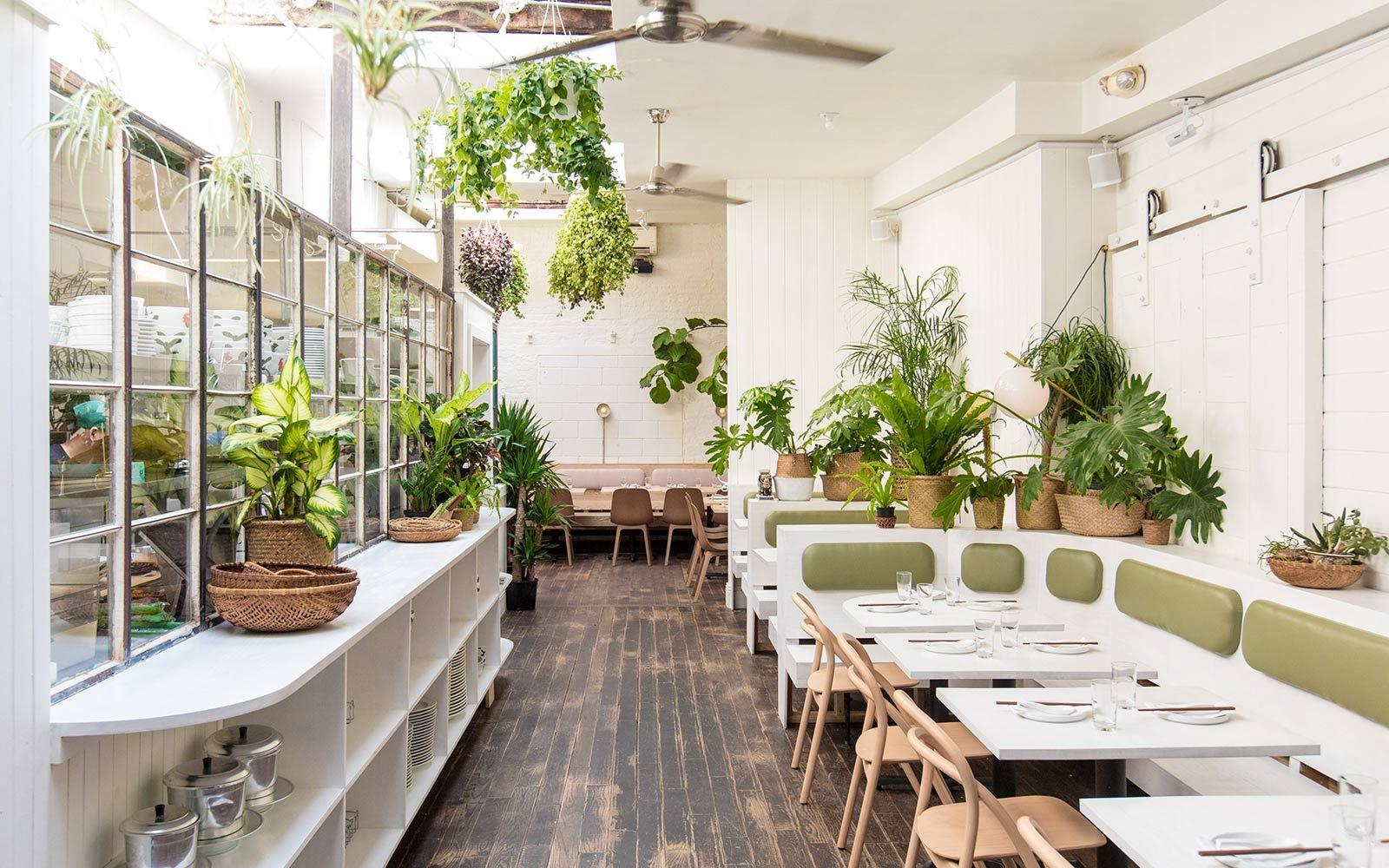 The Best Designed New Restaurant Interiors Of 2019 With Images