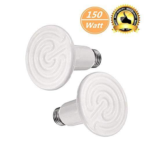 Boeespat Ceramic Heat Emitter 250w 150w 100w 60w Reptile Ceramic Heat Lamp Brooder Coop Pet Infrared Ceramic Lamp Bul In 2020 Heat Lamps Ceramic Lamp Reptile Heat Lamp