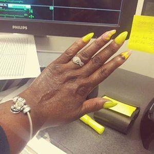 Items similar to Dark Purple Nails with Rhinestones ~Fake Nails ~Press on nails ~Glue on nails ~Rhinestones ~Hand painted~ Custom made ~Dark Purple on Etsy#custom #dark #etsy #fake #glue #hand #items #nails #painted #press #purple #rhinestones #similar