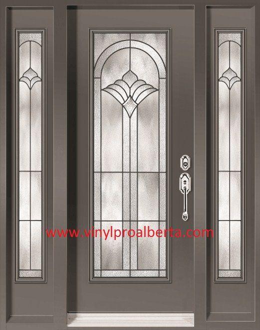 Cheap Entry Doors With Side Lights Doors Steel Entry Doors