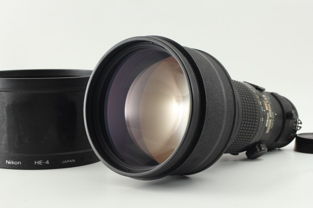 Near Mint Nikon Nikkor 300mm F2 8 Ai S Ais Ed Japan 252 Nikon Vintage Cameras Nikon Camera