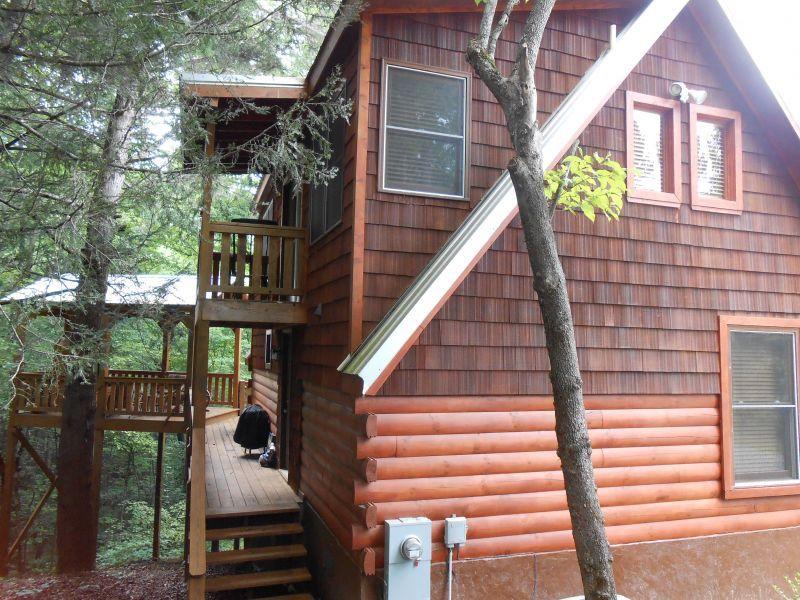 Broken Arrow Lodge Cabin Rental Cabin Cabin Rentals House Styles