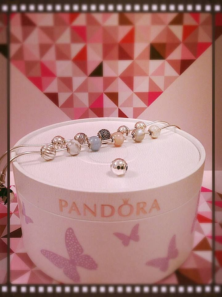 PANDORA Essence Bracelets.