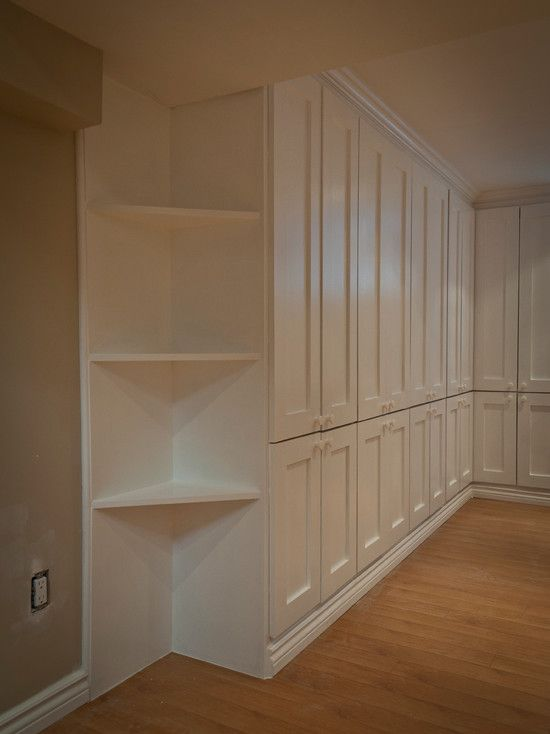 Basement Floor To Ceiling Cabinets Design Pictures Remodel