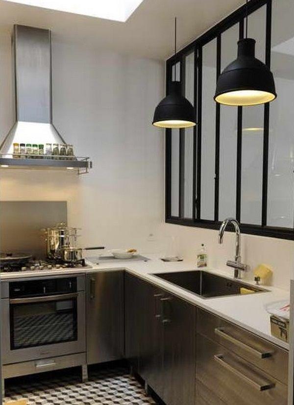 Superior 50+ Parisian Kitchen Decor Small Spaces_38 Home Design Ideas