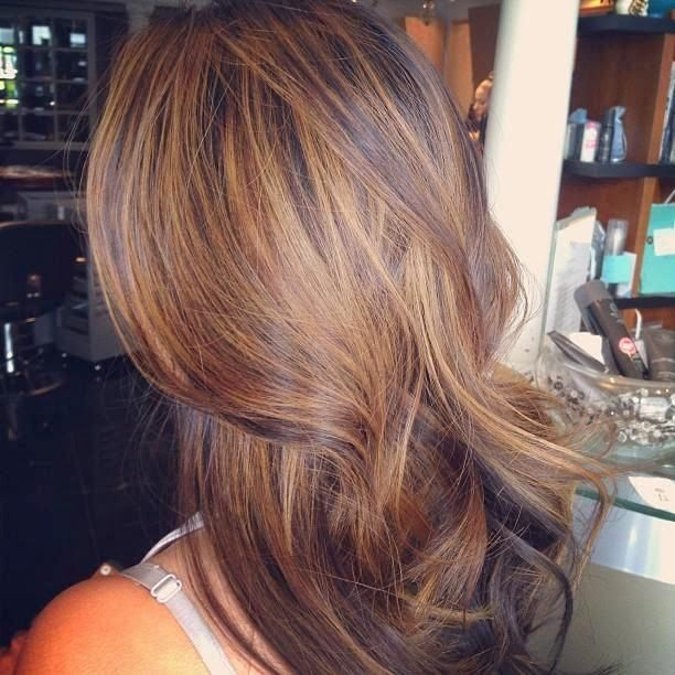Balayage Couleur Cheveux Meches 2014 Coiffure Tunisie Hair Styles Hair Beauty Hair