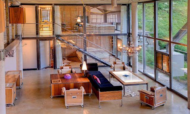 apartamento alpino