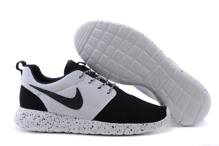 tarif lettre dom tom - Sunshine Nike Roshe Run 2015 Mesh White Black Couple | Roshe One ...