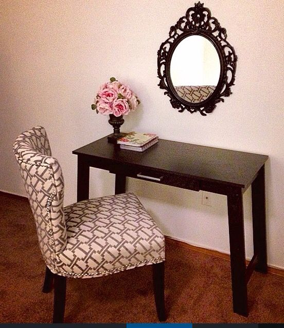Home Office. Chair From TJMaxx