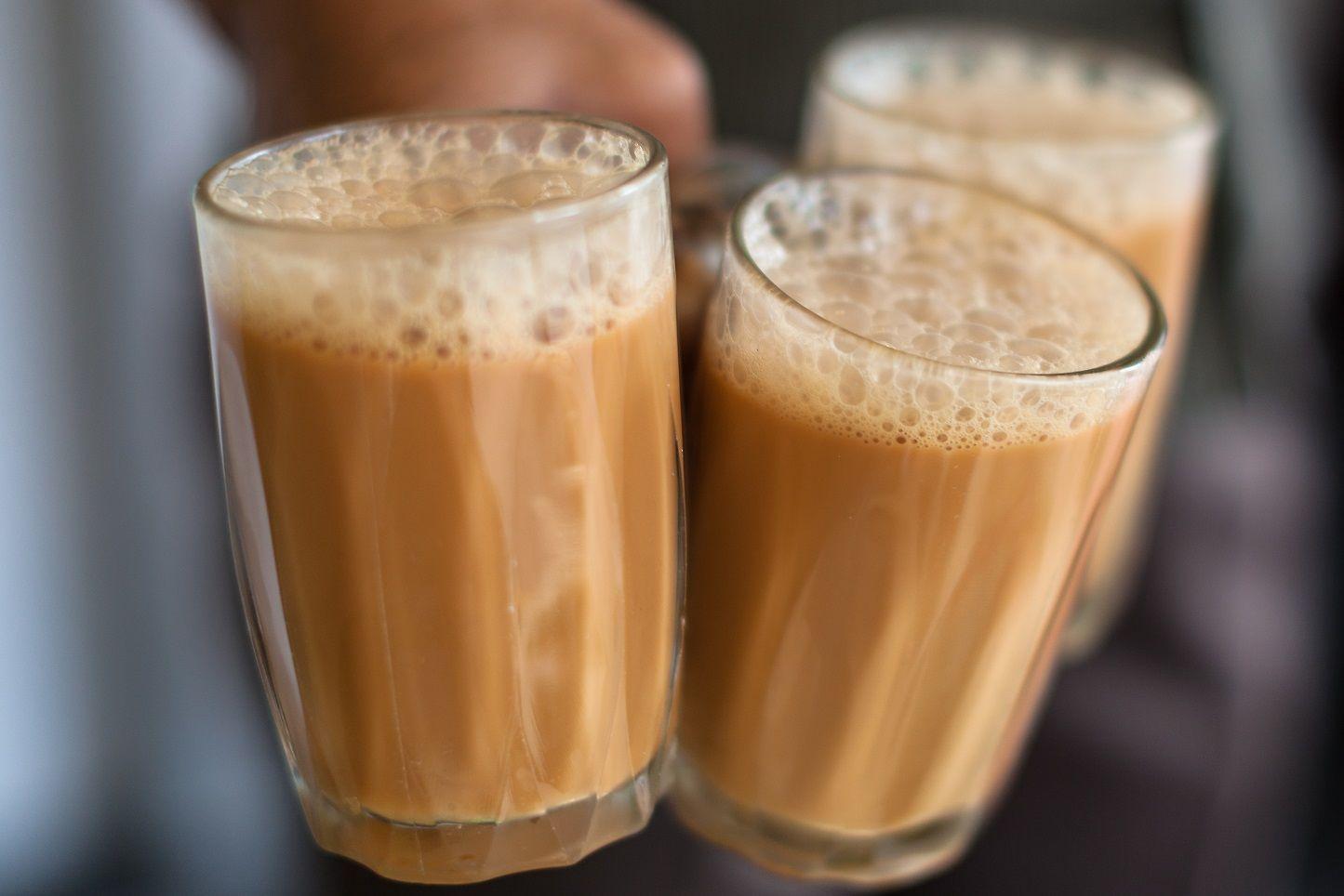 Resep Thai Tea Original Enak Number One Chatramue Brand Resep Minuman Resep Rempah