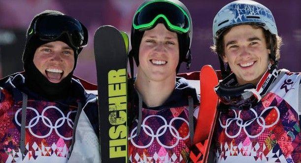 Winter Olympics 2014: Joss Christensen, U.S. men sweep ...