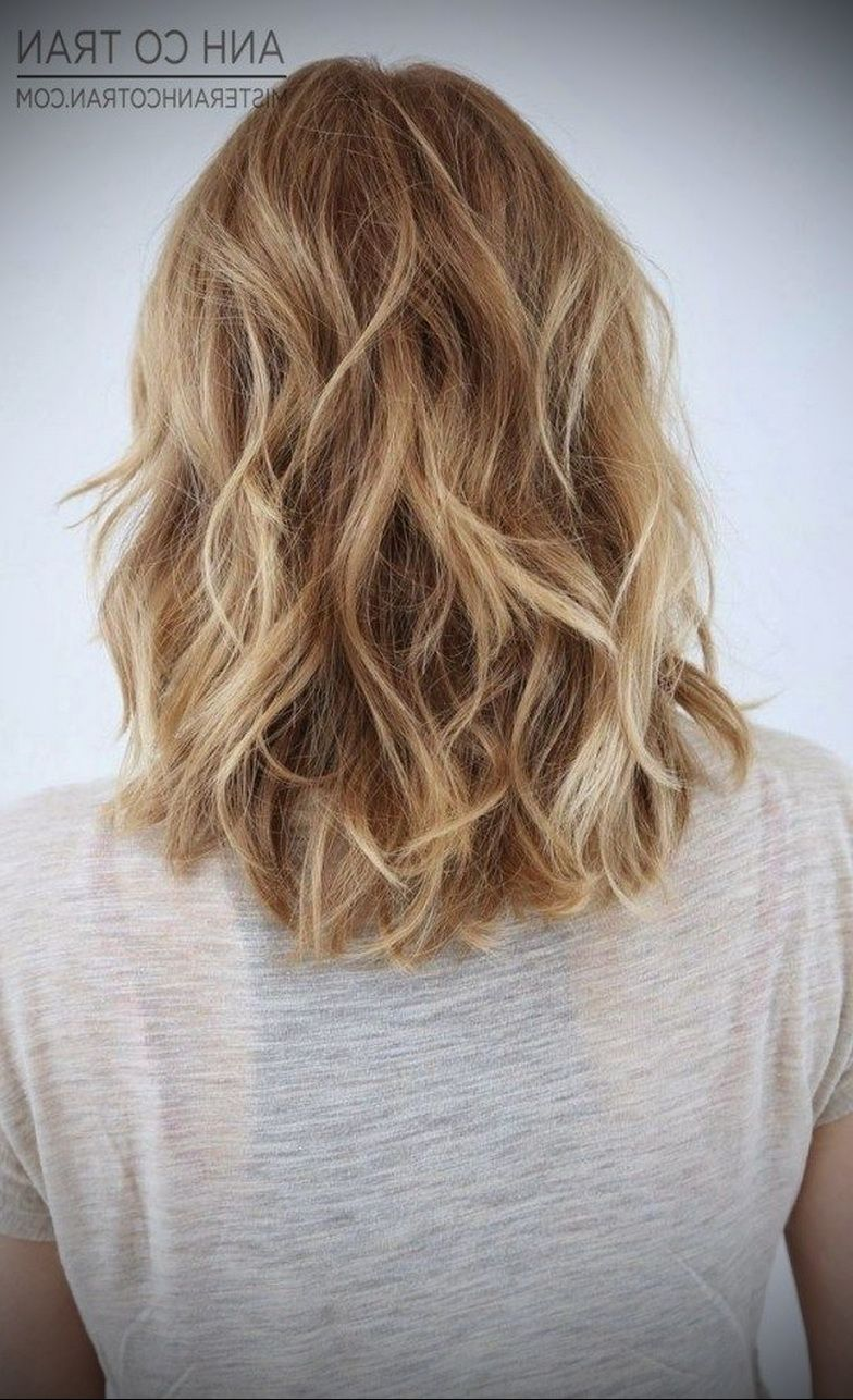 Modèle coiffure mi longue Cheveux mi long, Idées de