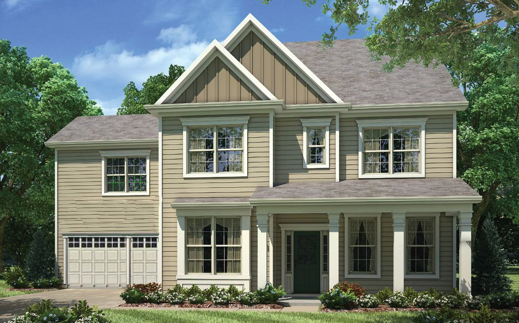 Check out this new floor plan called the Grayson at