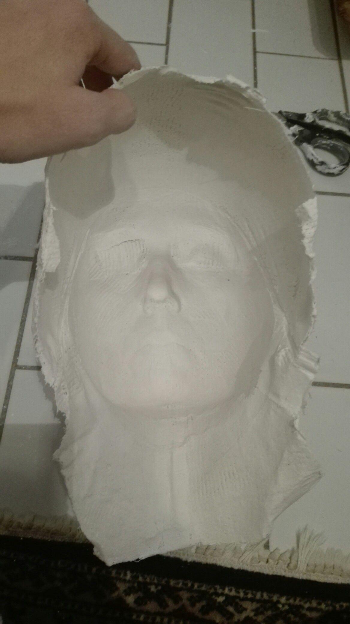 Face cast Horror