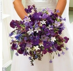 Bouquet Sposa Viola.Bouquet Sposa Viola Bouquet Da Sposa Bianco Fiori Per Matrimoni