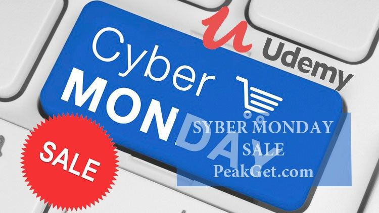 Udemy Cyber Monday Sale | online courses coupons | Cyber