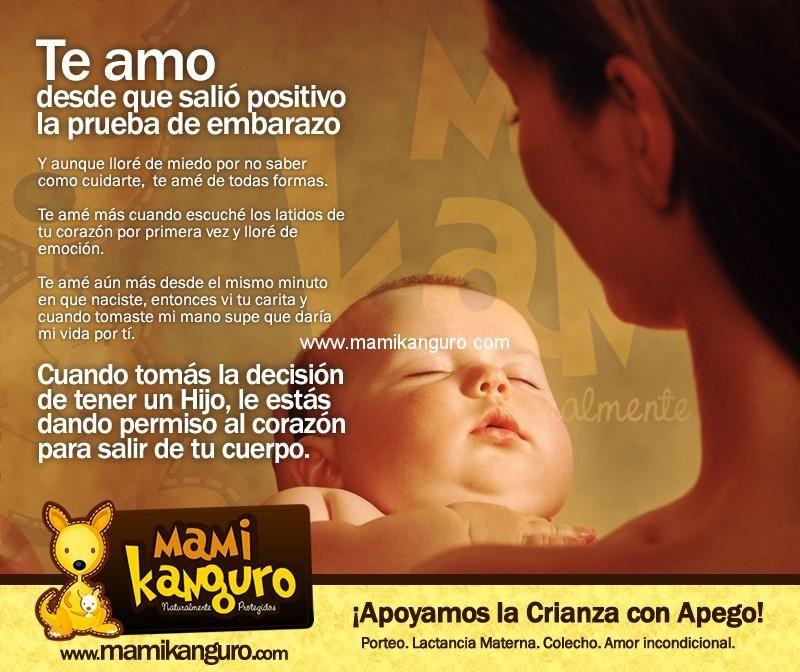 Amormio Frases Para Bebes Crianza Con Apego Vida De Mamá
