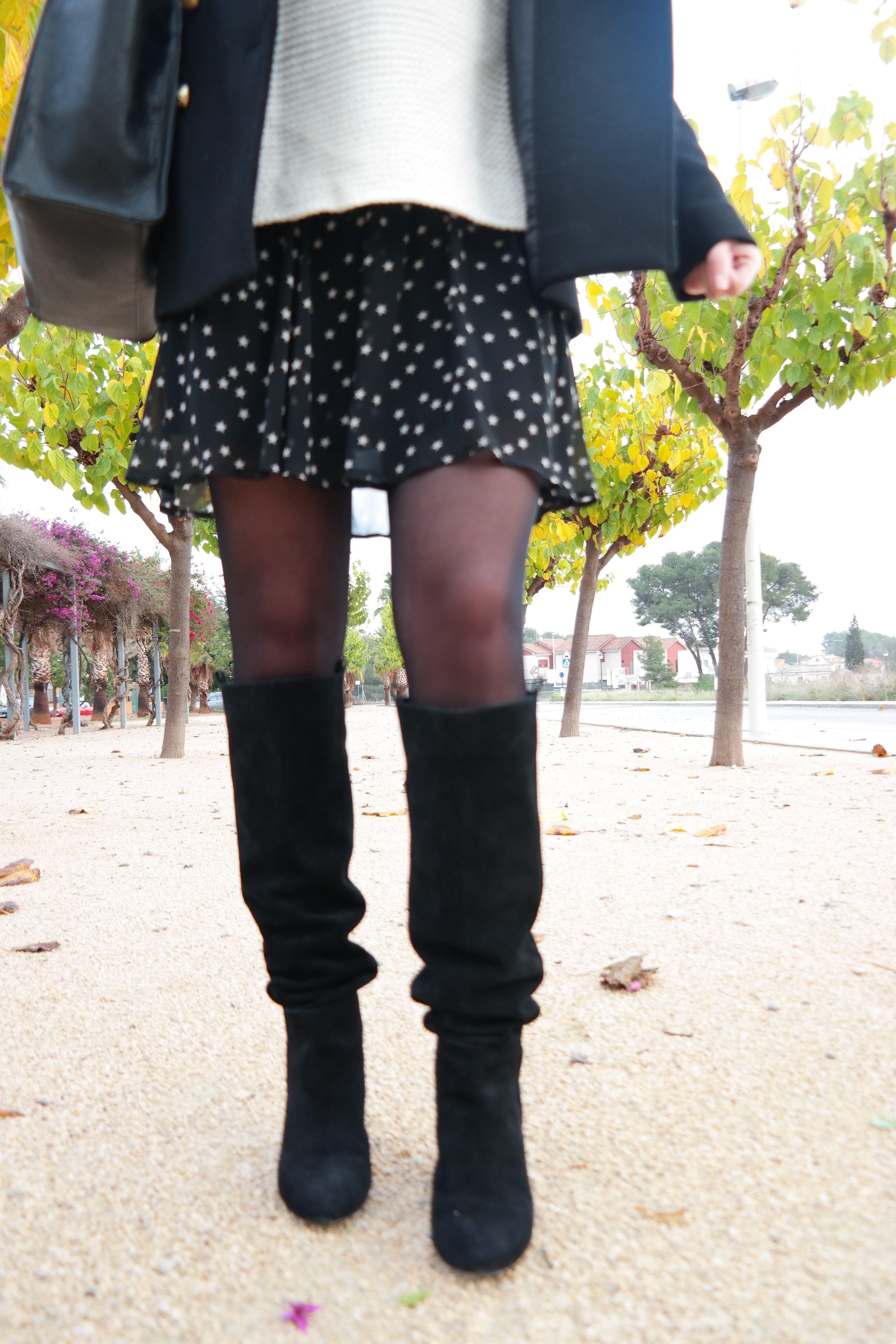 look casual con falda - Google Search