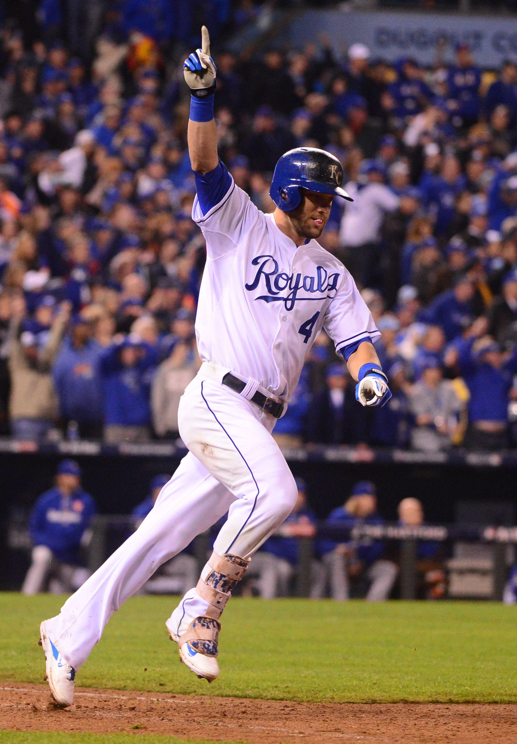 Royals To Re Sign Alex Gordon Alex Gordon Usa Today Sports Baseball World Series