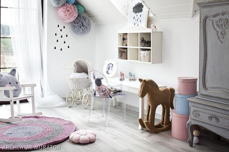 Minimalist Playroom Decor