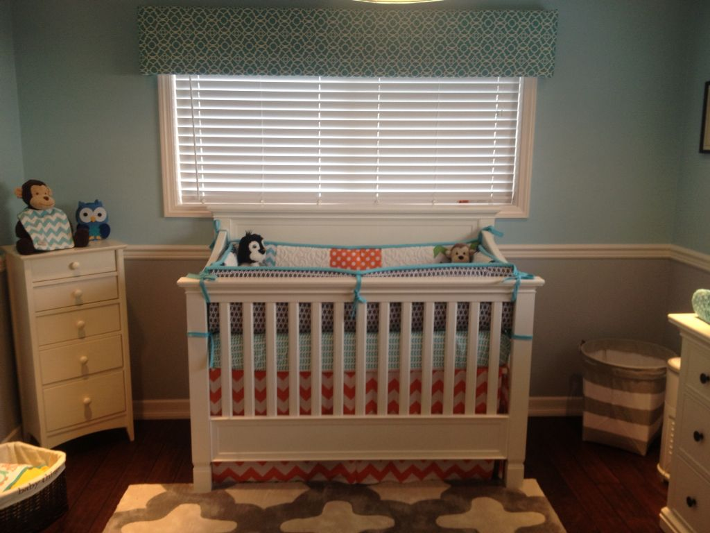 Pottery Barn Larkin Crib
