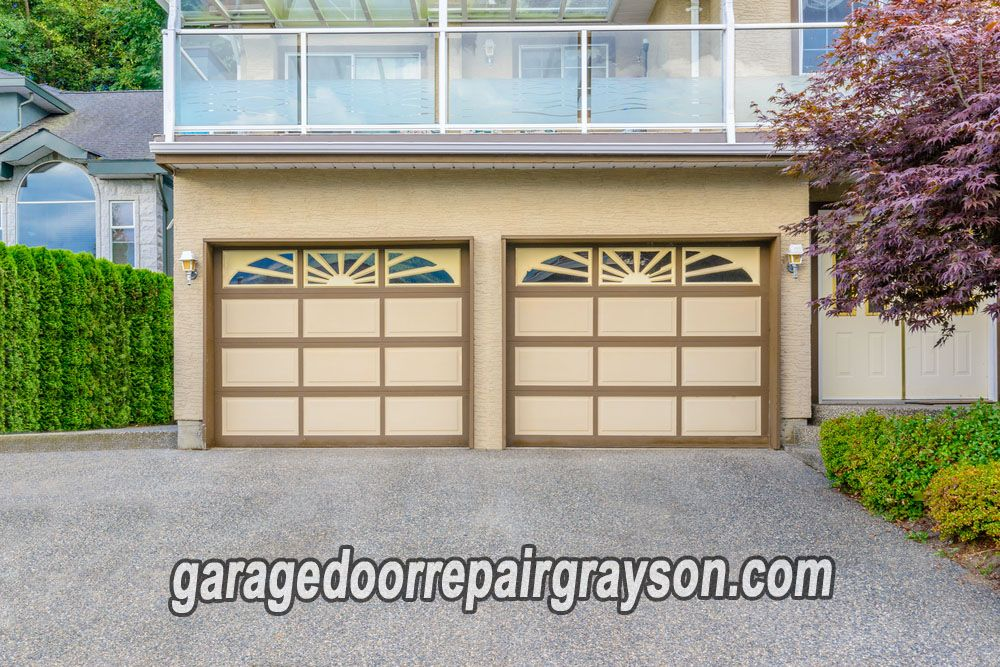 Make Grayson Garage Door Pros your top choice for garage