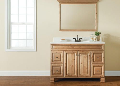 Tobago Series W X D Vanity Base At Menards Wildwood House - Menards bathroom storage cabinets for bathroom decor ideas