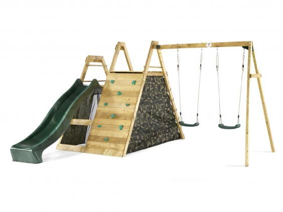 9 best climbing frames | Climbing frames, Childrens swings and Small ...