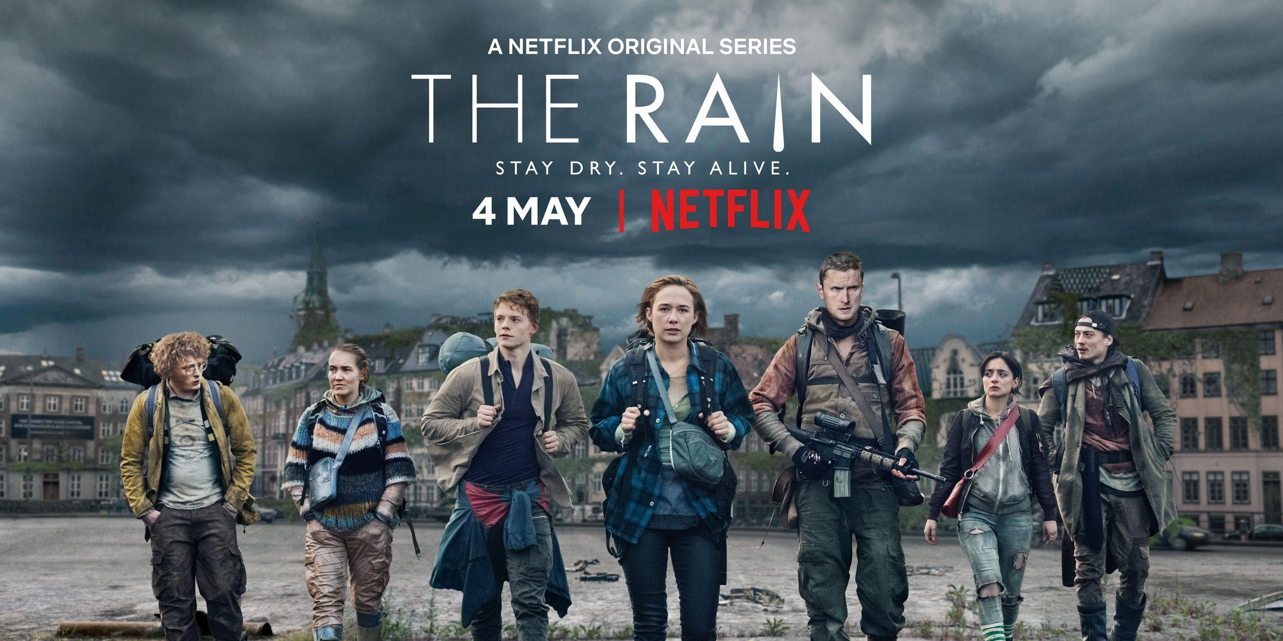 The Rain 2018 Netflix Tv Dizileri Bilim Kurgu