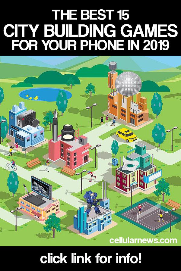 THE BEST 15 CITY BUILDING GAMES FOR YOUR PHONE IN 2019 We are all fund of playing games on our Mobile Phones and thats something we cannot deny As Mobile Game Lovers We a...