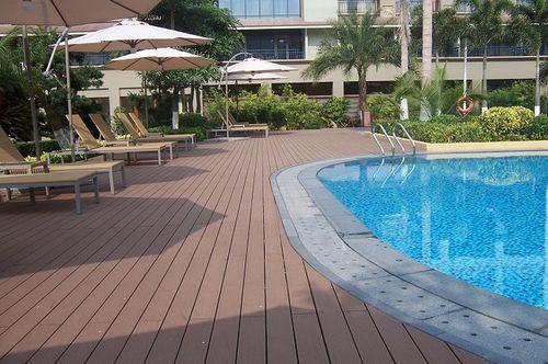 Ground Pool Deck Design Blueprint In Ground Pools Outdoor Wall Panels Deck Design