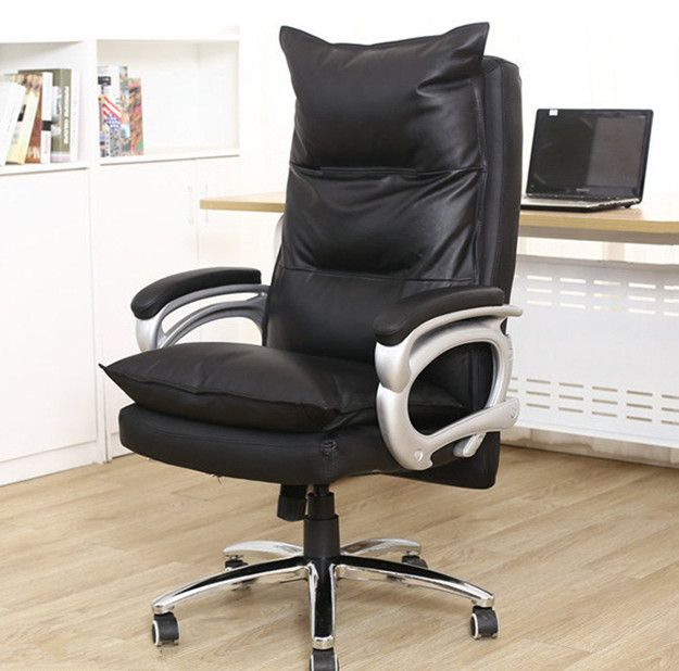Luxurious And Comfortable Mage Chair Home Office Adjule Height Ergonomic Boss Seat Furniture Swivel