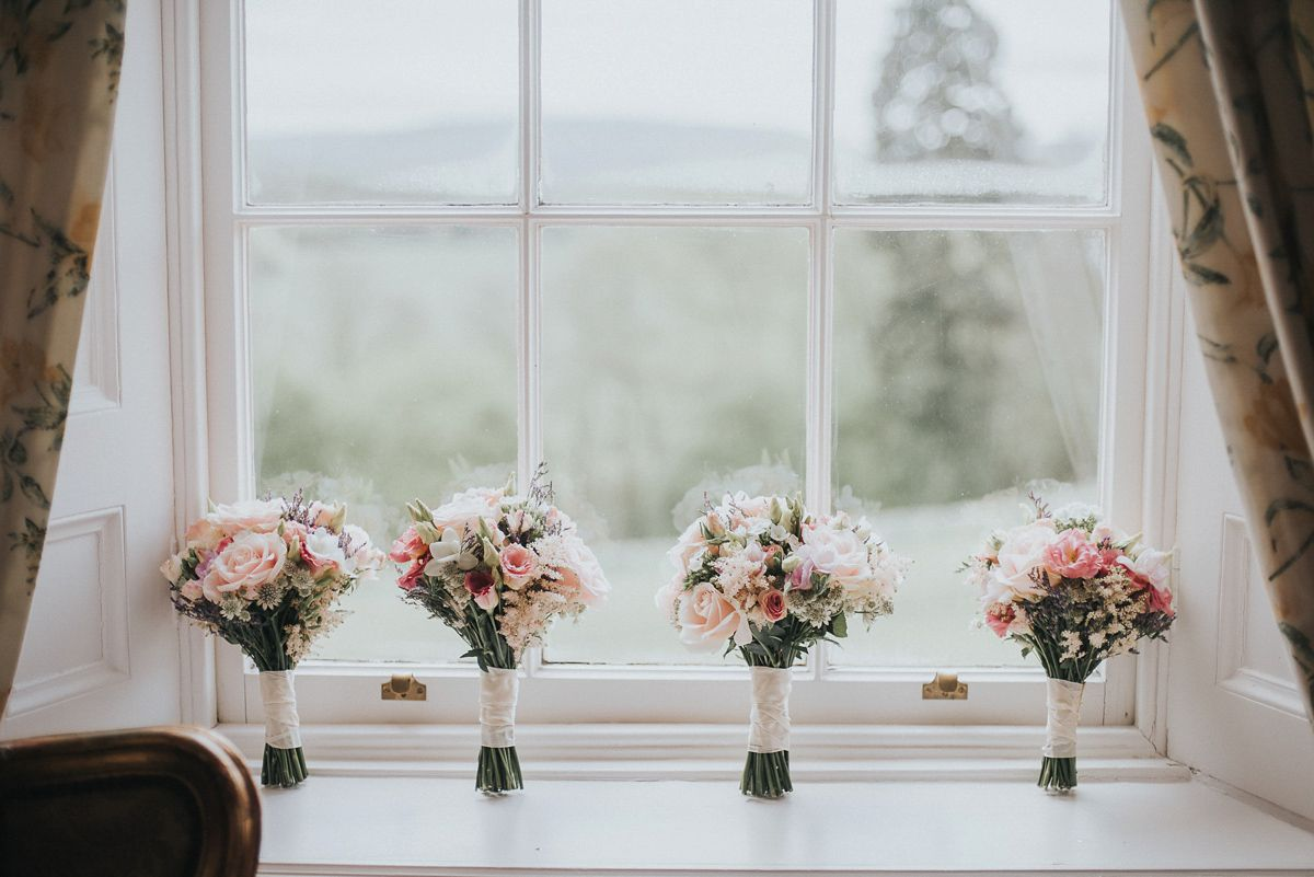 Us and us inspired bridal and north yorkshire country house