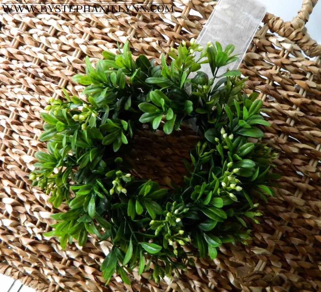 Mini Boxwood Wreaths Mini Boxwood Wreath Small Boxwood Wreath Small Wreaths