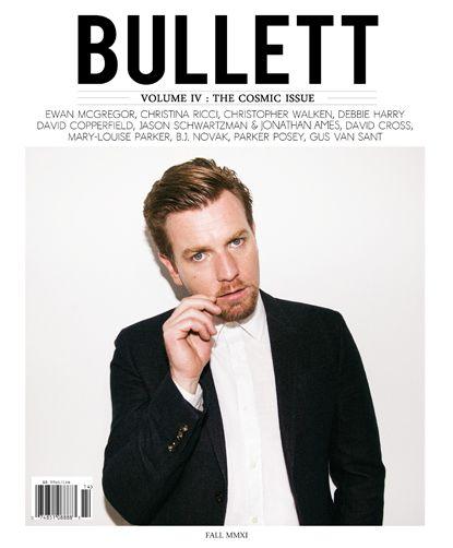 Ewan McGregor for Bullett.