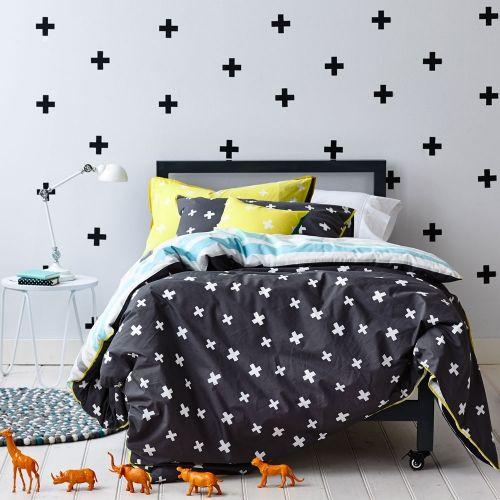 Adairs Kids Boys Tiger Terry Bedroom Quilt Covers Coverlets Adairs Kids Online Kid Room Style Kids Bedroom Inspiration Cool Kids Rooms Grey childrens bedroom ideas terrys