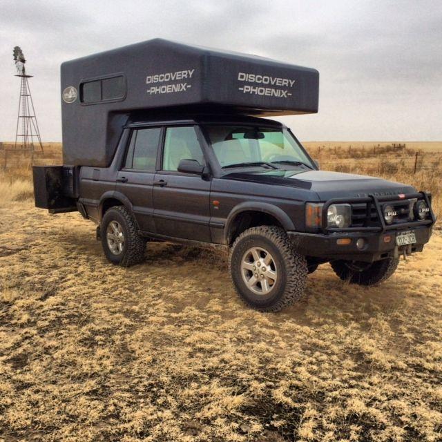 Discovery Custom Truck Camper