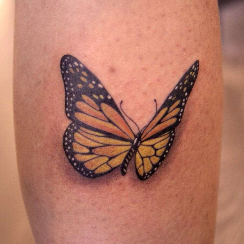 back monarch butterfly tattoos for girls monarch butterfly