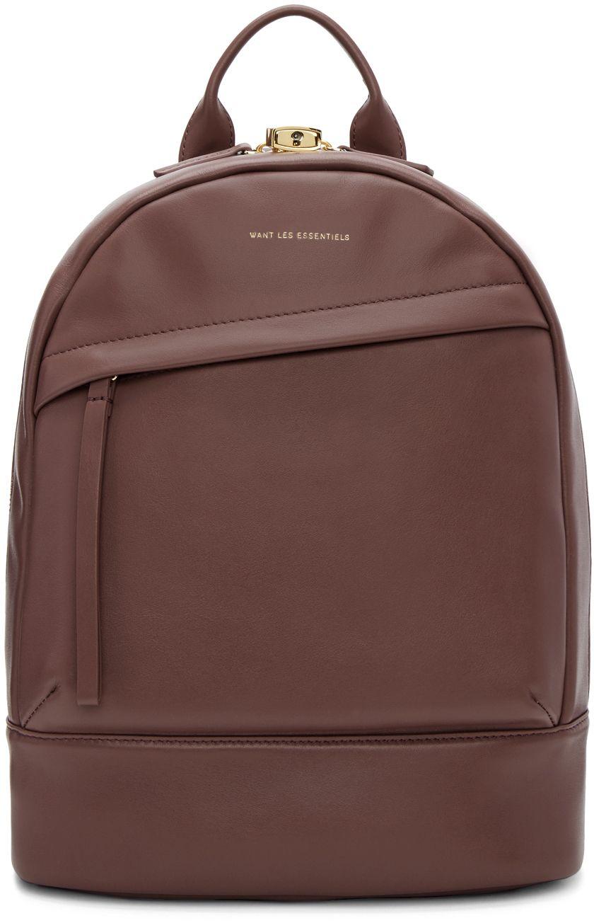 Pink Mini Piper Backpack Want Les Essentiels M9w23