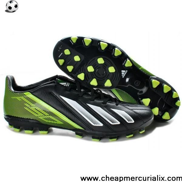 Buy Latest Listing Adidas TRX AG Football Boots Messi 7 - Black White Green Football  Shoes For SaleFootball Boots For Sale