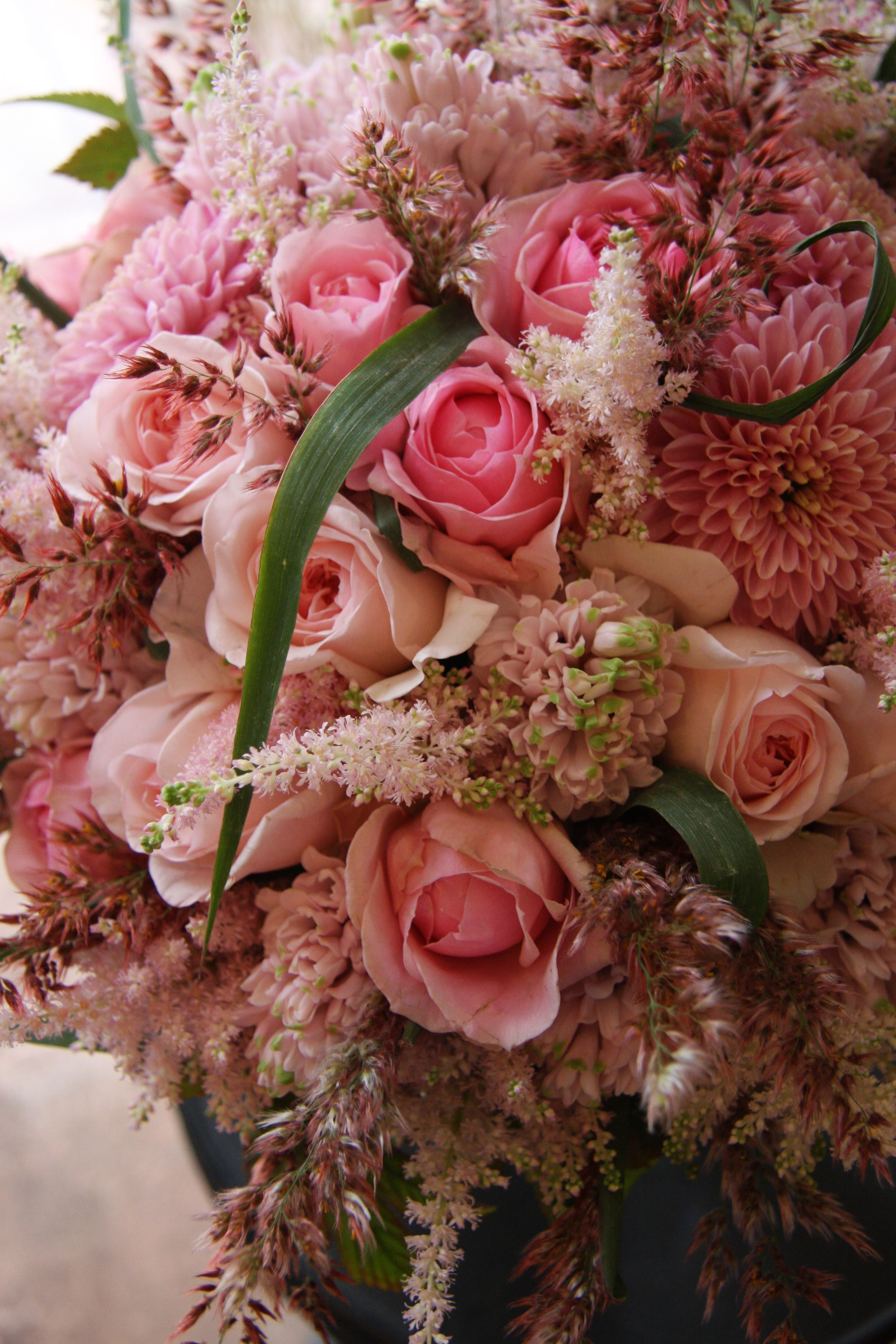 Rose hyacinthrysanthemum flower arrangements pinterest