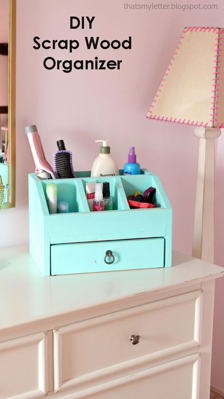 Picture Gallery Website Ana White Build a Desktop Office or Vanity Beauty Organizer Free and Easy DIY