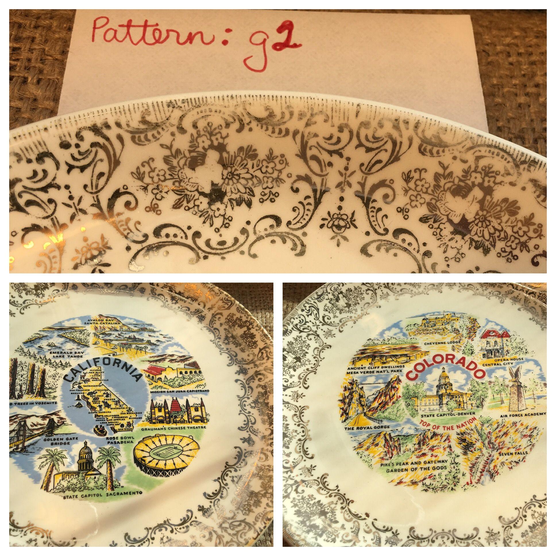 Pin by cat braun on plate pattern g g on white pinterest