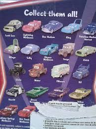 Image Result For Cars The Movie Characters Names With Images