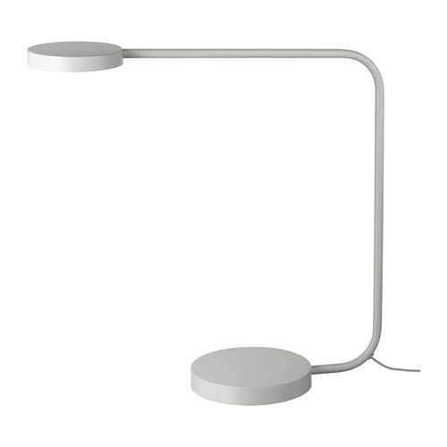 Table 2019Hannah Led Ypperlig Lamp In LampLight Gray OPXTikZwu