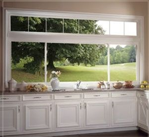 One of the first companies to offer vinyl windows! Soft-Lite has windows to fit every budget. http://www.dilloncompany.com/
