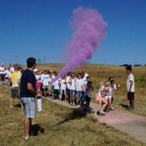 Purcolour Color Blaster Purple Glitter Celebration Powder Color Powder Holi Color Powder Color Gender Reveal