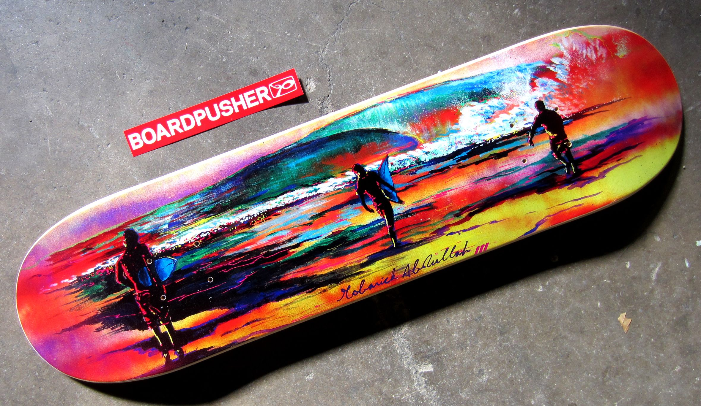 Boardpusher Custom Skateboards Skateboard Deck Art Painted Skateboard Skateboard Design